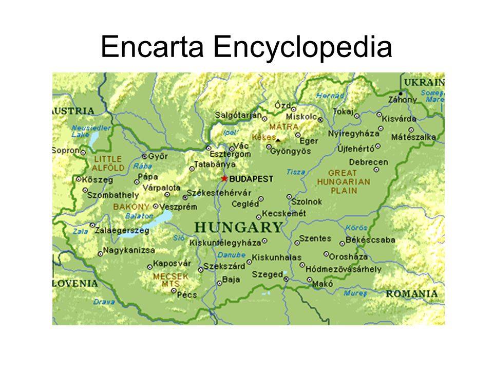 Encarta Encyclopedia