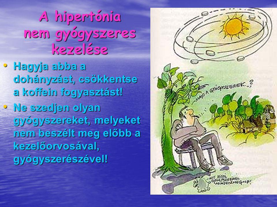 a hipertónia nem