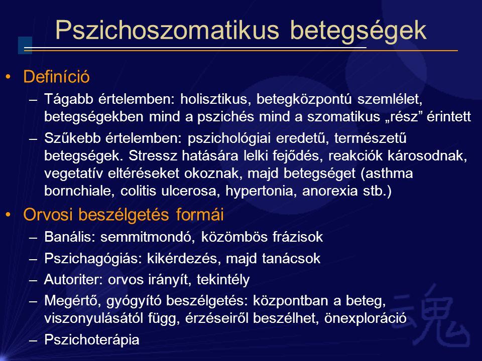 súlyvesztést okozó mentális betegség)
