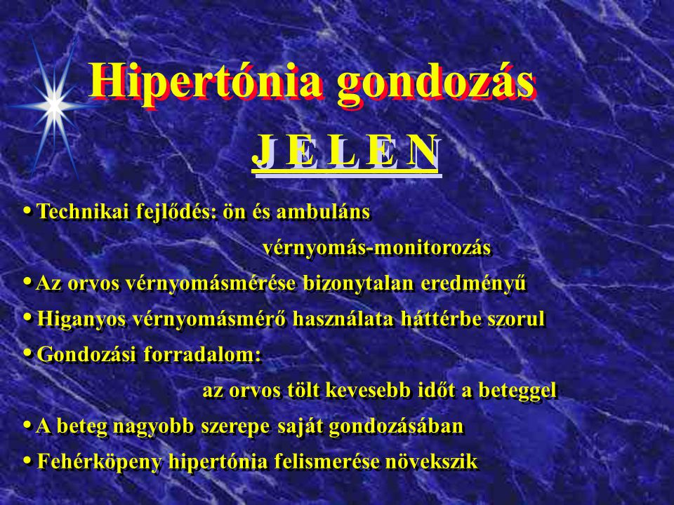 mi a II típusú hipertónia