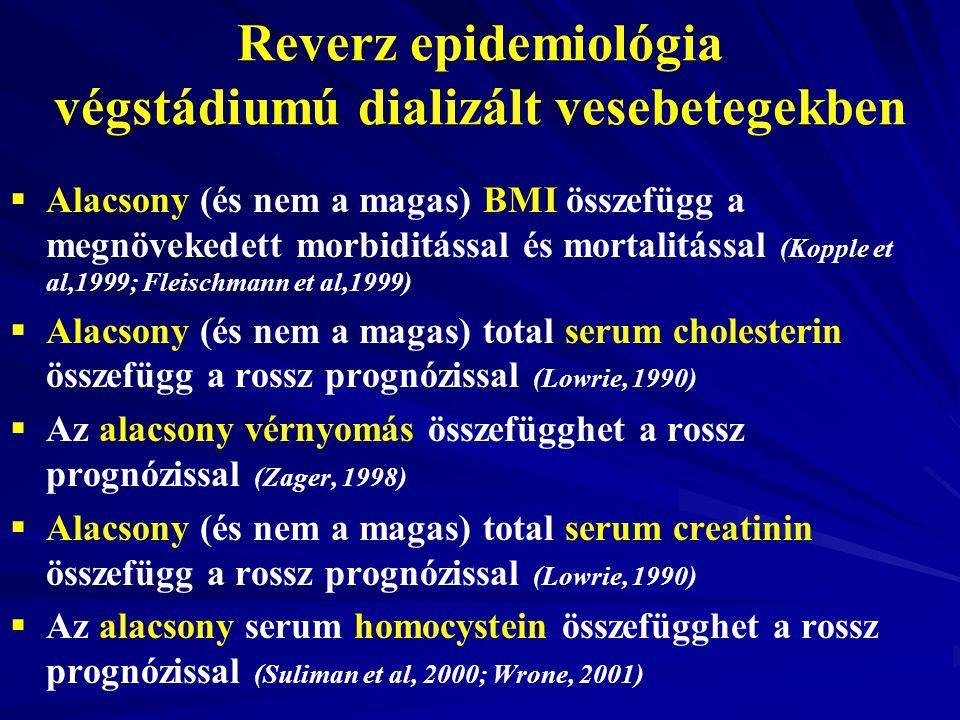a magas vérnyomás epidemiológiája
