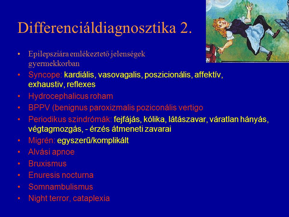 Differenciáldiagnosztika 2.