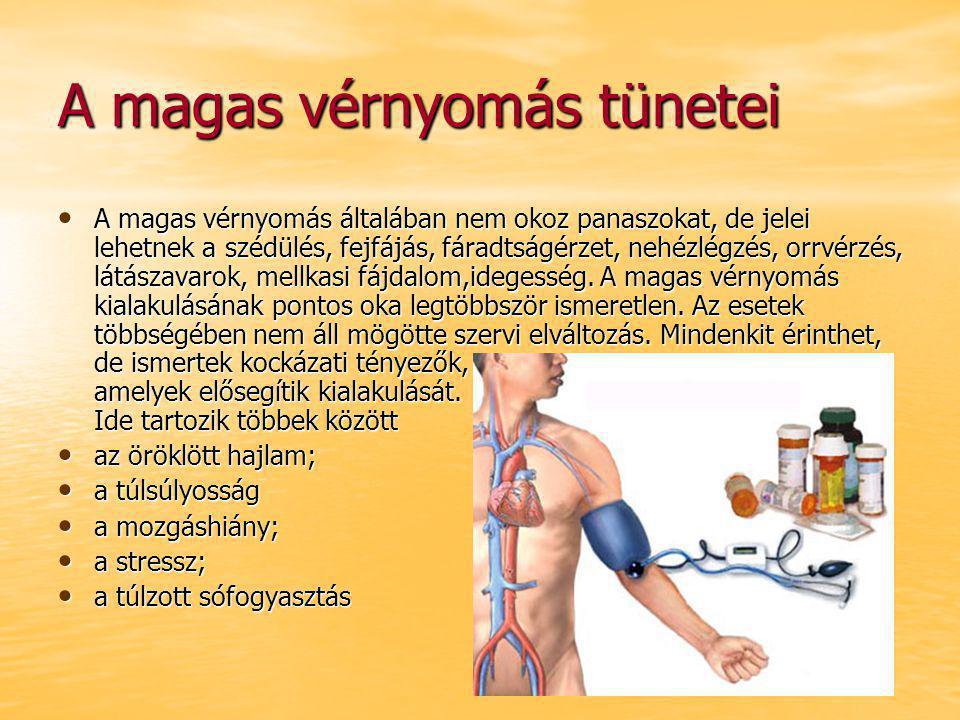 magas vérnyomás 3 tünetek)