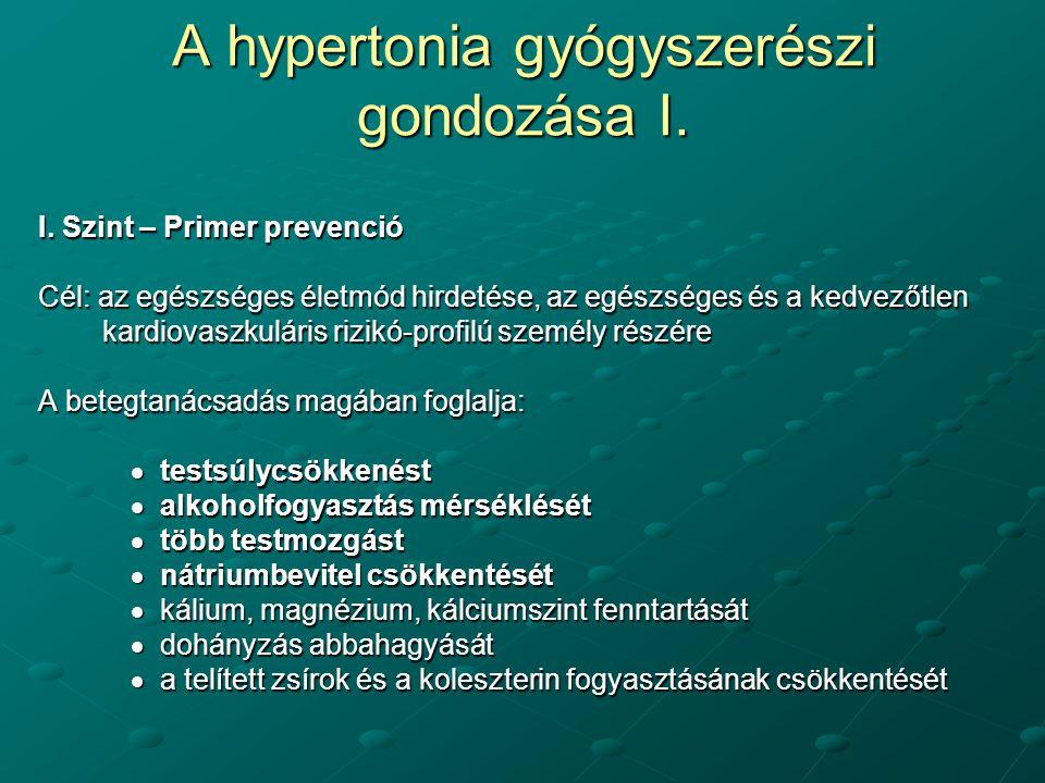 életmód hipertónia akik meggyógyították az 1 fokozatú magas vérnyomást