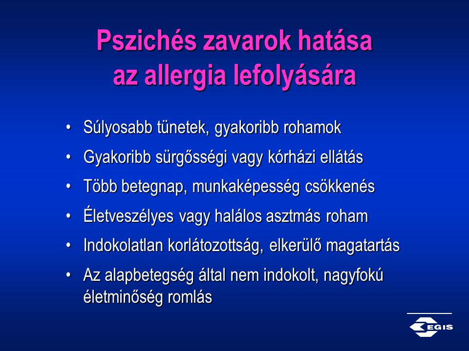 Így segít a pszichológus az allergia kezelésében