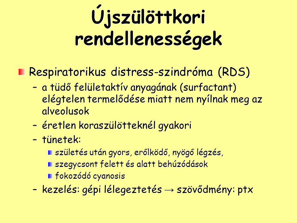 tüdő bulla kezelése)