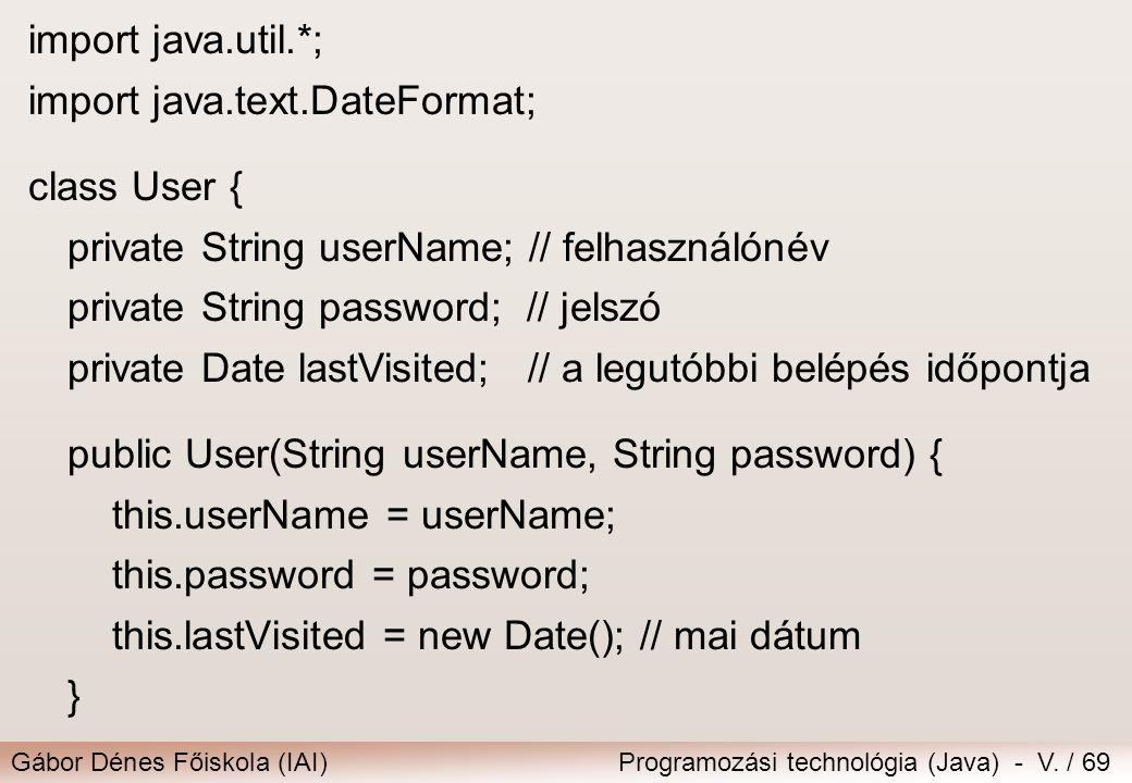 Dátum összekapcsolása felhasználónevek