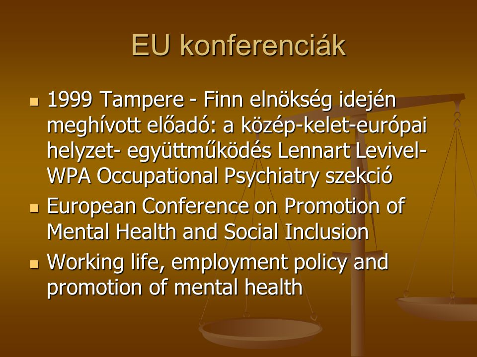 Európai irányelvek a pikkelysmr kezelsre)
