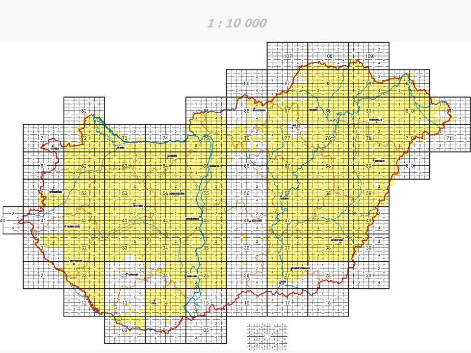 koordináta térkép magyarország TÉRINFORMATIKA 6. A helymeghatározás   ppt letölteni koordináta térkép magyarország