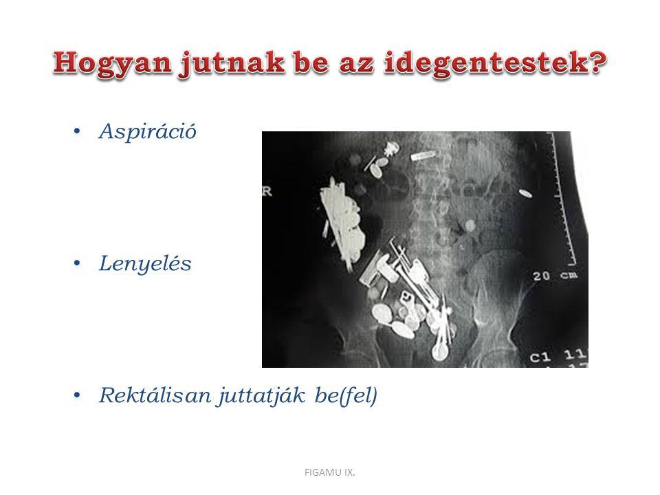 IDEGENTEST - FÉLRENYELÉS (ASPIRÁCIÓ)