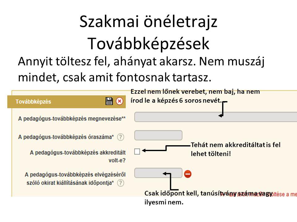 önéletrajz prezentáció Pedagógus e portfólió feltöltése   ppt letölteni önéletrajz prezentáció