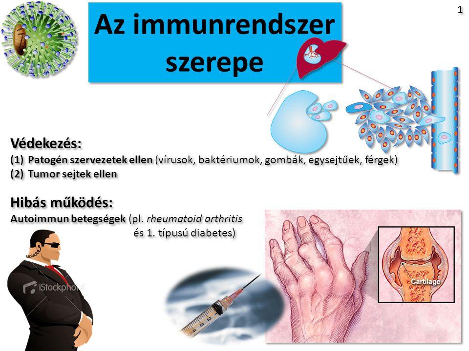 férgek és az immunrendszer