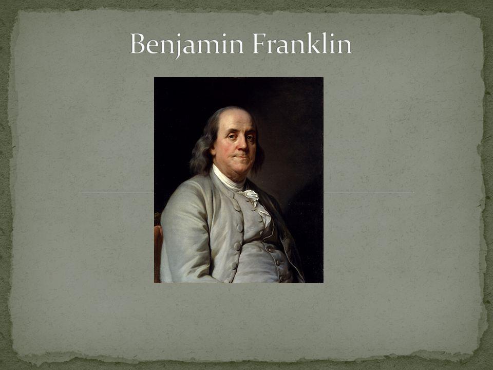 Benjamin Franklin. - ppt letölteni c42b4835a5
