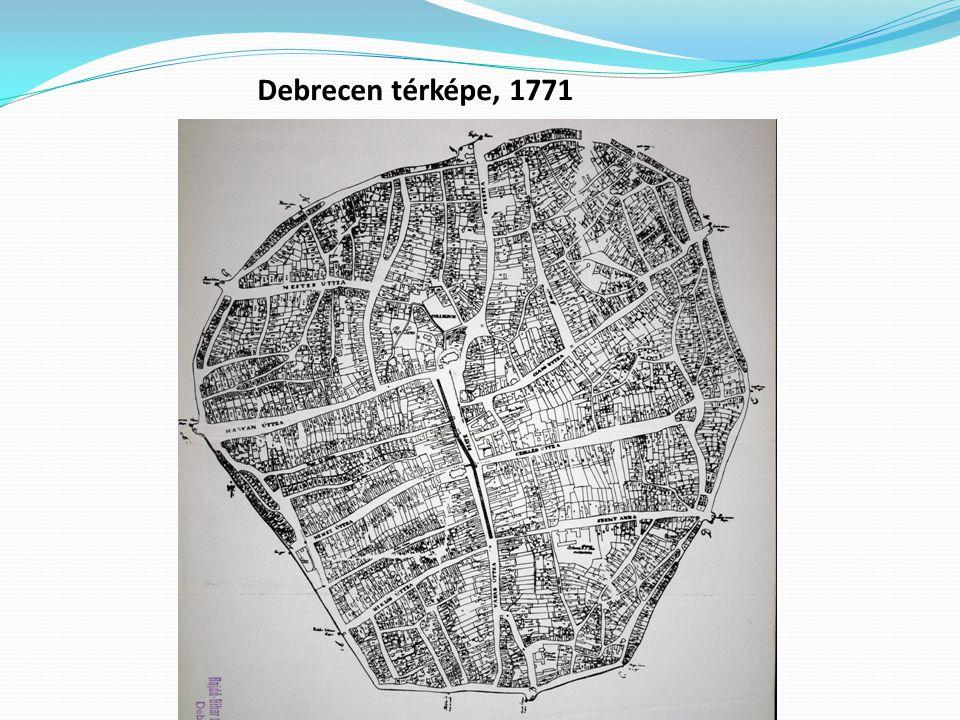 Debrecen Elerhetosege Legfontosabb Kozuti Kapcsolatai Ppt