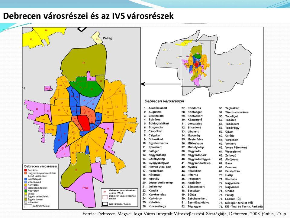 Debrecen Varosreszei Terkep Groomania