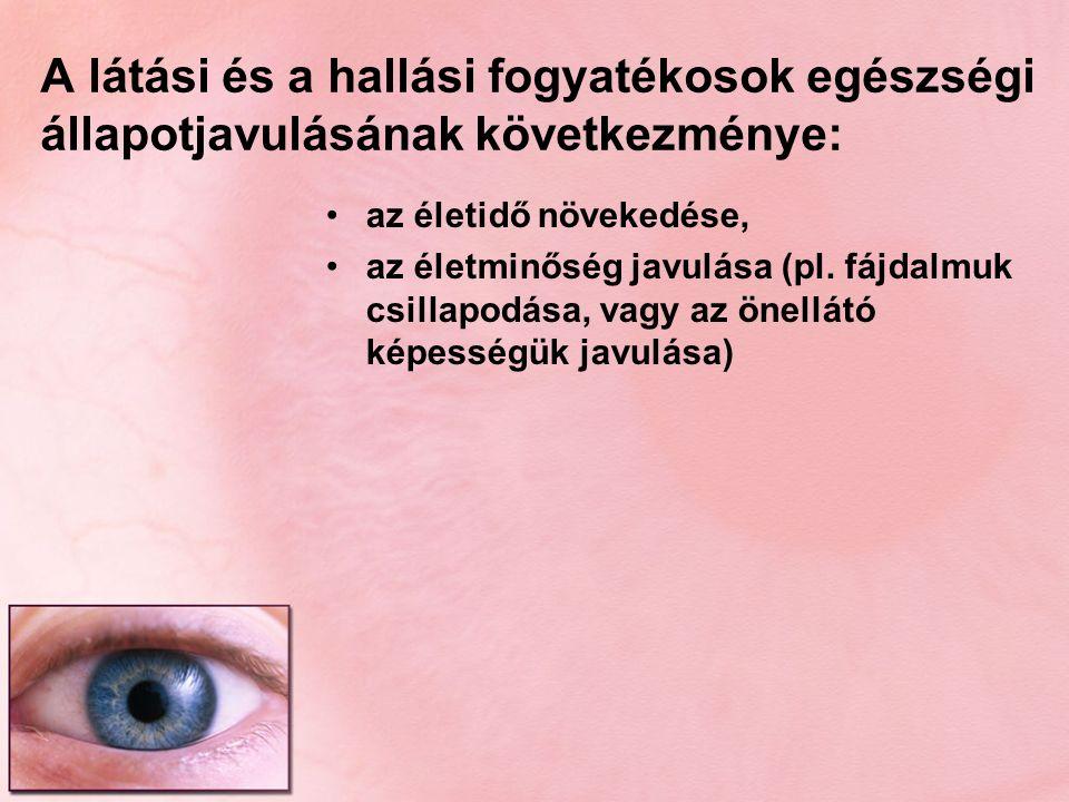 látási problémák betegség)